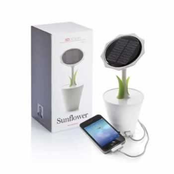 SolarSunflower2500mAhCharger