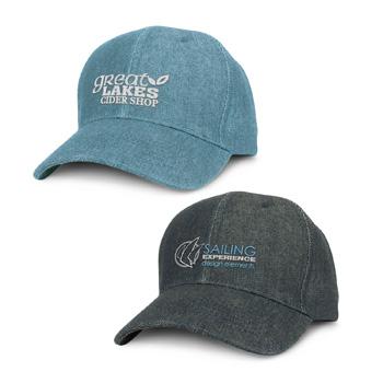 Alamo-Denim-Cap