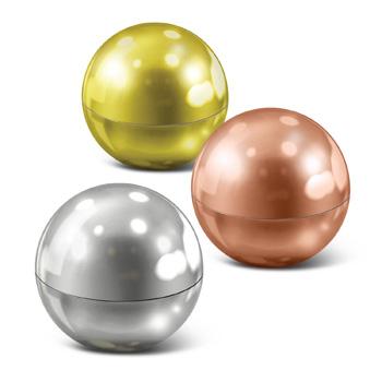 MetallicLipBalmBall