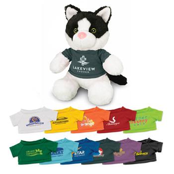 Cat-Plush-Toy