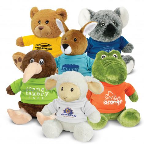 Assorted-Plush-Toys