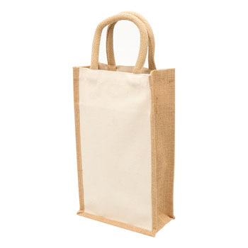 EcoJute2BottleWineBag
