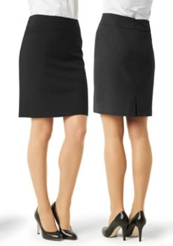 Ladies-Classic-Knee-Length-Skirt