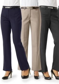 Ladies-Classic-Flat-Front-Pant