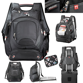 Elleven-CheckpointFriendly-CompuBackpack