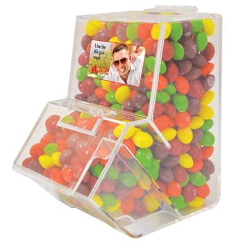 Assorted-Fruit-Skittles-in-Dispenser