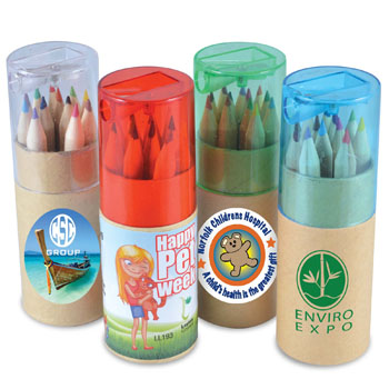 Coloured-Pencils-in-Cardboard-Tube