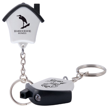 Mini-House-Flashlight-Keytag