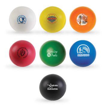 Round-Stress-Balls