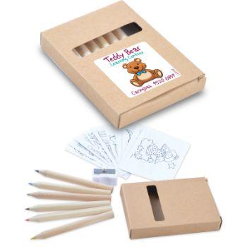 Activity-Pencil-Set