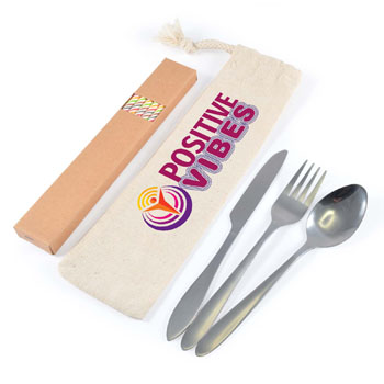 Banquet-Cutlery-Set-and-Straws-In-Calico-Pouch