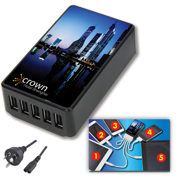 5-Port-Wonder-Wall-Charger