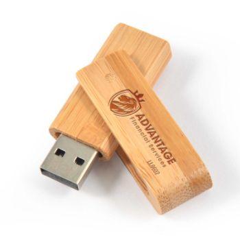 Bamboo-USB-Flash-Drive