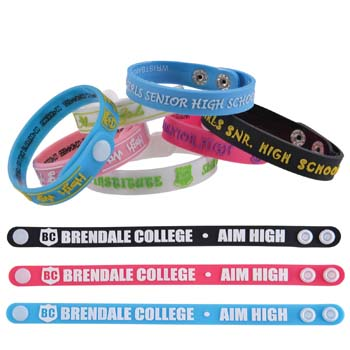 Adjustable-12mm-PVC-Wrist-Band