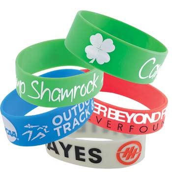25mm-Wide-Silicone-Wrist-Band