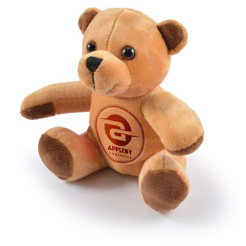 Honey-Plush-Teddy-Bear