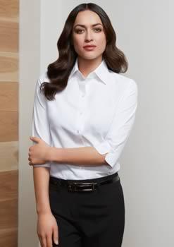 Ladies-Ambassador-34-Sleeve-Shirt