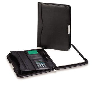 CalculatorZipCompendiumWSilverTrimLLook