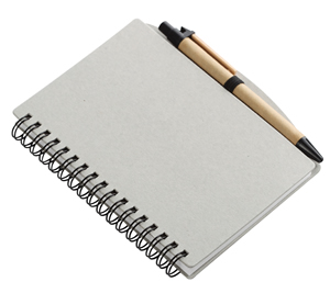 Go-Green-Notebook