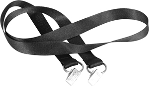 Lanyard-Double-Clip
